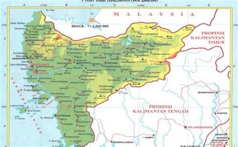 Daftar Calon Provinsi dan Kabupaten Baru, Termasuk Kapuas
