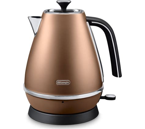 Delonghi Toaster John Lewis Buy Delonghi Distinta Kbi3001 Cp Jug Kettle Copper