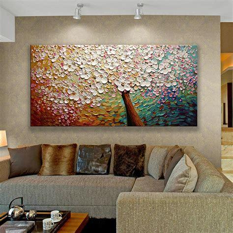 Dove Comprare Cornici Per Foto by Quadro Moderno Astratto Dipinto A Mano Olio Su Tela Colori