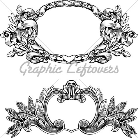 filigree pattern frame filigree frames filigree acanthus pinterest more