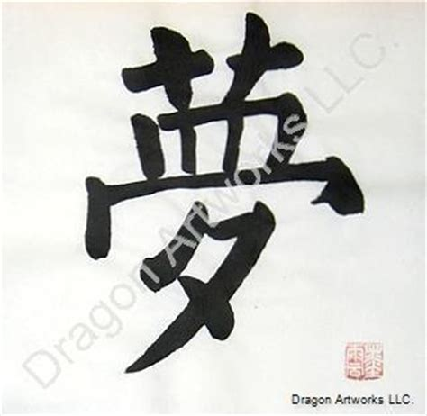 Chinese Symbols For Dream Nivoteamfo