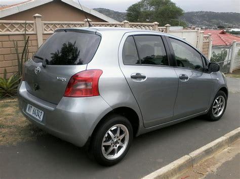 Toyota Yaris 4 Door 2007 toyota yaris hatchback 4 door durban co za