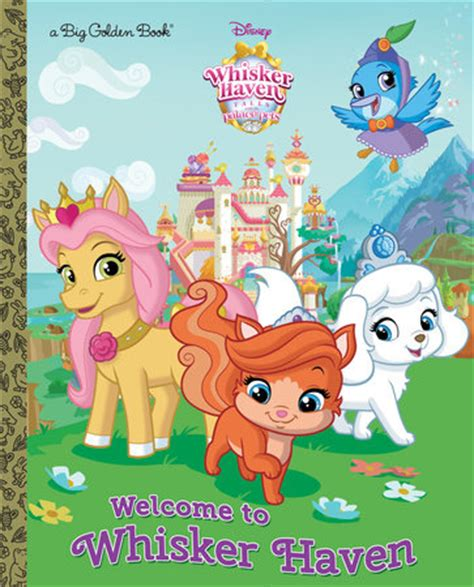 powell s puppy palace welcome to whisker disney palace pets whisker tales by rh disney
