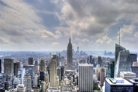 rockefeller center observation deck height see a you ve never seen before the view from the