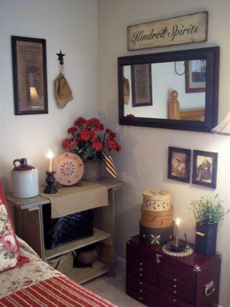 primitive bedroom decor primitive country bedroom love the geraniums the