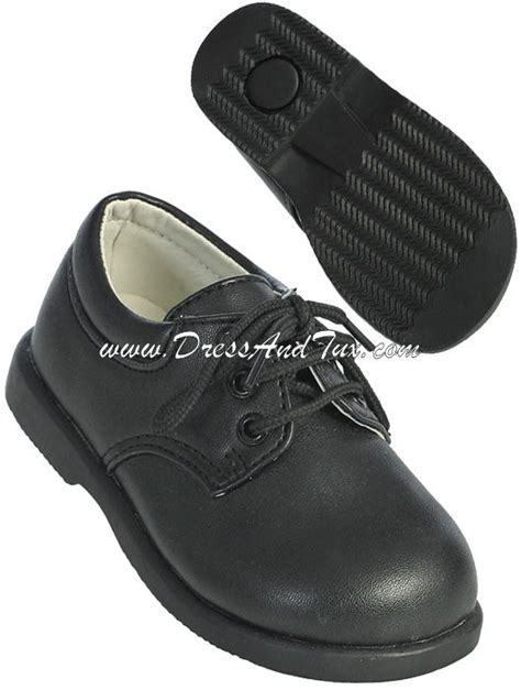 boys black formal dress shoes 25 99 dress and tux