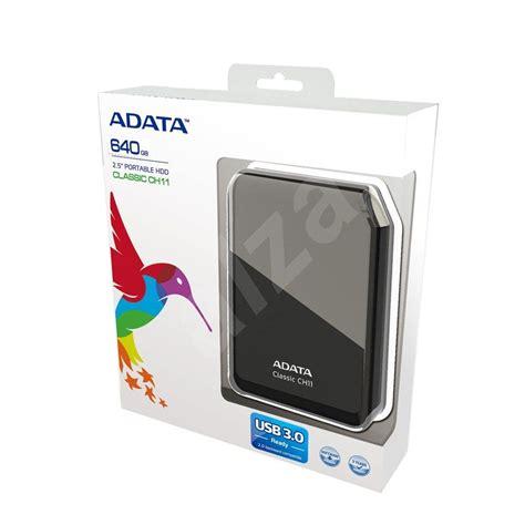 Hardisk External Adata adata ch11 hdd 2 5 quot 640gb black external disk alzashop