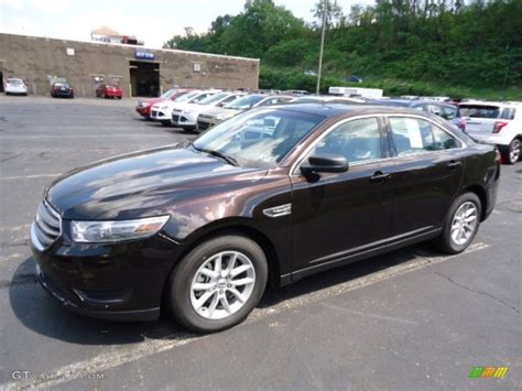 Brown Ford by Kodiak Brown Ford Taurus Autos Post