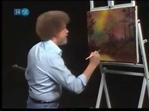 bob ross painting asmr bob ross the of painting golden glow of morning