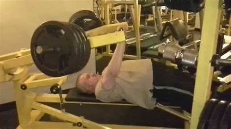 bench for reps bench press 160kg x 6 reps 49y o my weight 90 8kg