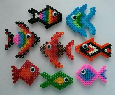 Hama Bead Fish Perler Hama