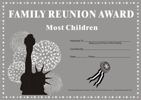 printable family reunion quotes 17 best images about awards on pinterest trees free