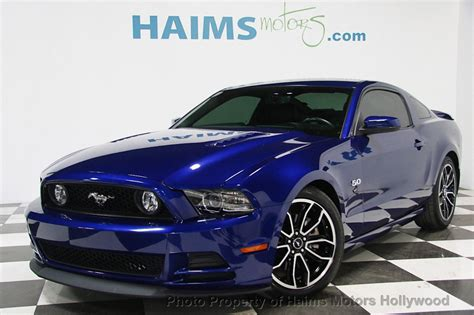 ford mustang coupe 2014 2014 used ford mustang 2dr coupe gt at haims motors