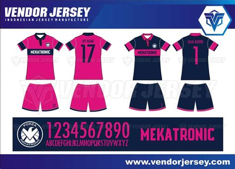 Vendor Jersey Futsal Seragam Futsal Custom Tangerang seragam futsal desain sendiri vendor jersey