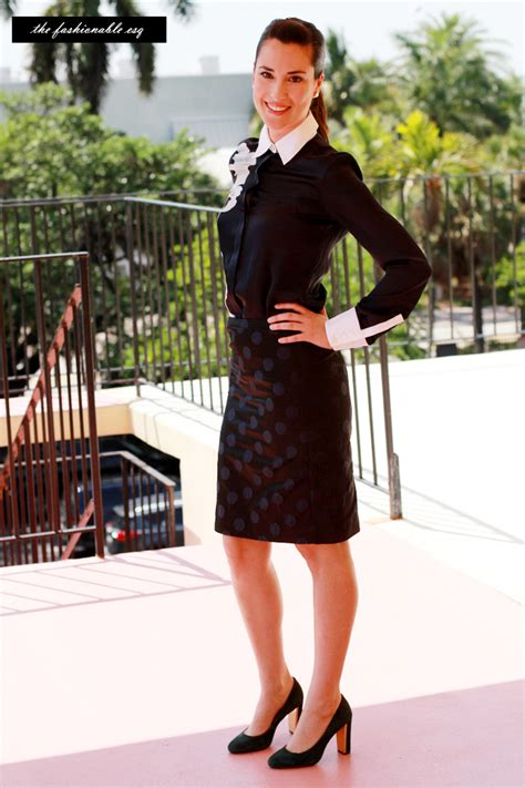 A Fashionable by Miami 9 To 5 File Navy Separates
