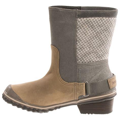 sorel boots sorel slimshortie boots for 8548g
