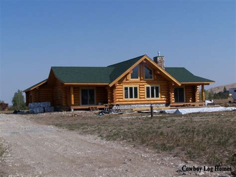 Handcraft Homes - crafted home cowboy log homes
