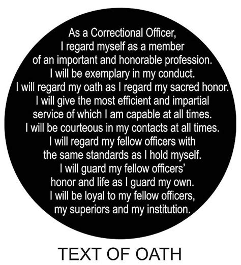 Officers Prayer by Best 25 Correctional Officer Quotes Ideas On
