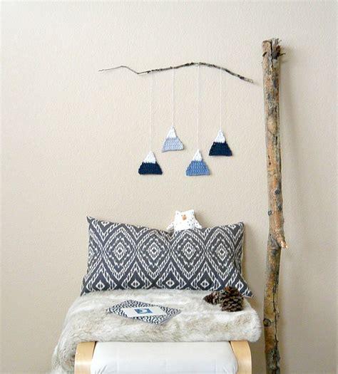 pattern wall decor crochet wall hanging