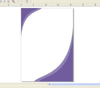 urutan membuat abstrak pembuatan brosur dan poster belajar mudah desain grafis