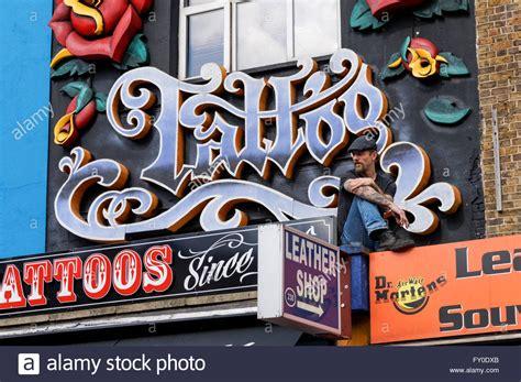 tattoo studio london drop in tattoo studio in camden town london england united