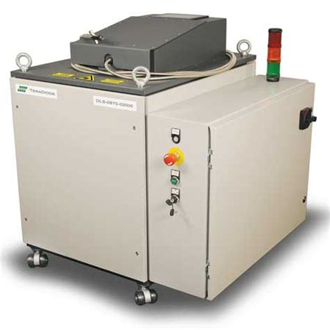 direct diode laser teradiode announced the sale of its 2 kw high brightness laser to a major customer