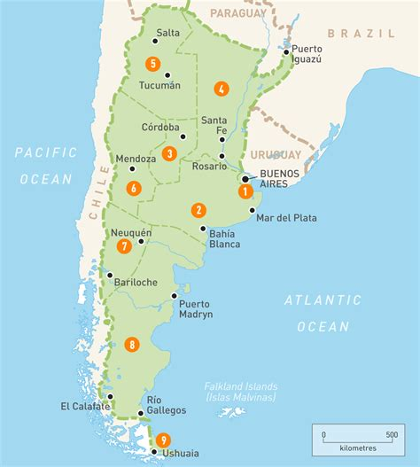 Search Argentina Map Of Argentina 187 Travel