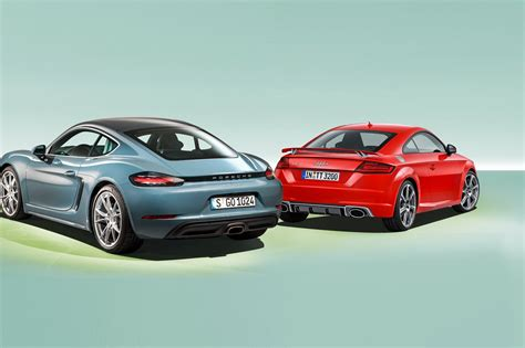 Audi Vs Porsche Rant Tt Plots Fall Of The House Of