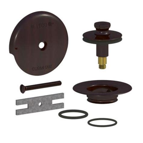 bathtub drain stopper removal lift and turn watco quicktrim lift and turn bathtub stopper and 1 hole