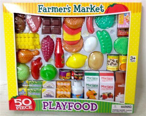 Kitchen Play Food by New Children S Kitchen Pretend Play Food Set 50 Pieces