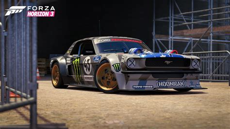 porsche hoonigan hoonigan car pack coming to forza horizon 3 forza