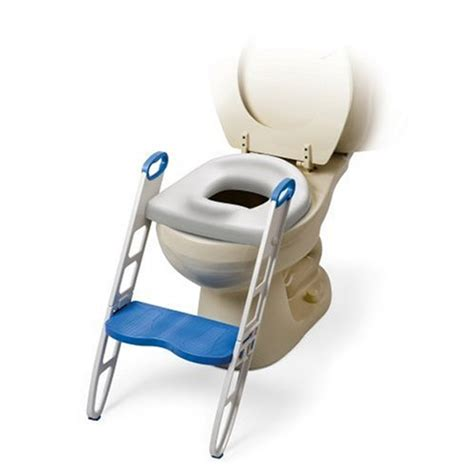 Potty Stools by Soft Potty Seat With Step Stool Contoured Cushie Step Up
