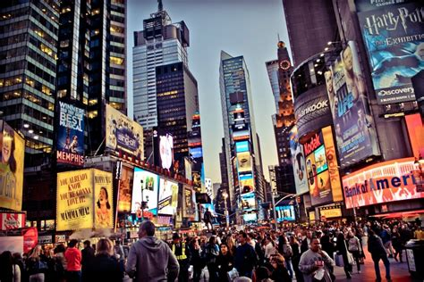 time square times square the most visited tourist attraction in the