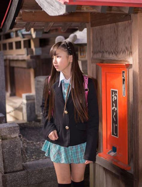 tina with the girl tina nakamura a 12 year old japanese girl people