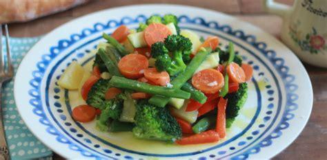 cocinar verduras al vapor receta timbal de verduras al vapor c 243 mo hacer verduras al