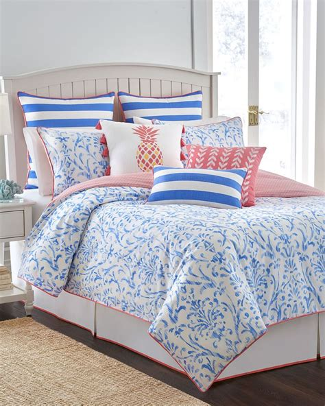 Westpoint Comforter by Westpoint Home Coastal Ikat Bedding Decor By Color