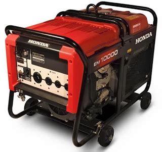 generator price for petrol diesel of firman honda mikano
