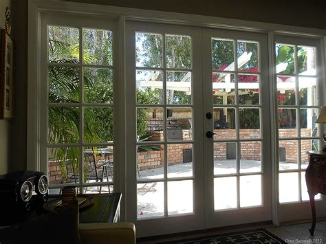 Life Windows French Doors Chez Sabine Makeover French Door Screens