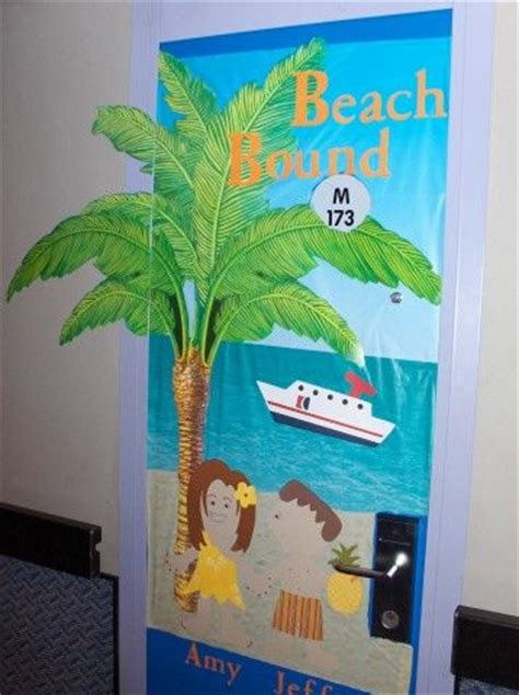 Cruise Cabin Door Decorations by Pin By Davidson On Traveling From Here To There And