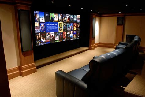 benefits   professional home theater
