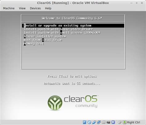 Clearos 73 Community Edition how to install clearos community edition unixmen