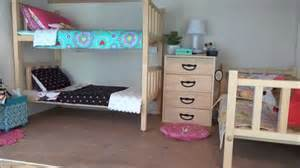 American Doll Room Tour by American Doll House Room Tour By Request Of
