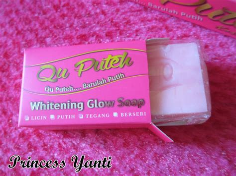 Kelebihan Sabun Muka Qu Puteh Princess Yanti Review Produk Qu Puteh Skin Care Bukan