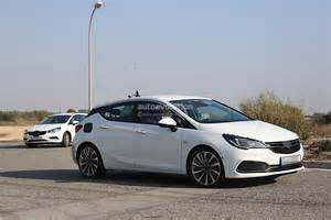 Opel Astra Gti 2016 Opel Astra Gsi Looks Ready To Take On The Vw Gti In