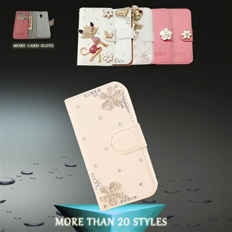 Oppo R7 Cover Armor Beautiful Rhinestones Flower nokia mobile phones promotion shop for promotional nokia mobile phones on