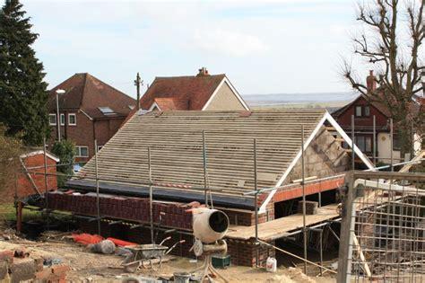 Garage Re Roofing by Garage Roof Felt And Batten Solent Roof Building