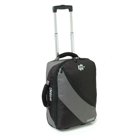 Cabin Luggage Rucksack by Small Cabin Approved Wheeled Luggage Rucksack Suitcase