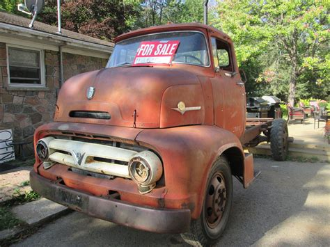 Ford Coe For Sale by 1956 Ford Coe Project Rtruck Custom Car For Sale