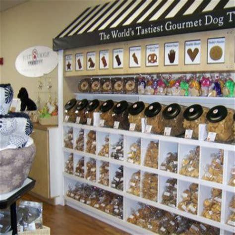 puppy store ta apothecary jar treat display shop