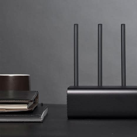 xiaomi mi wifi hd router pro ac2600 black